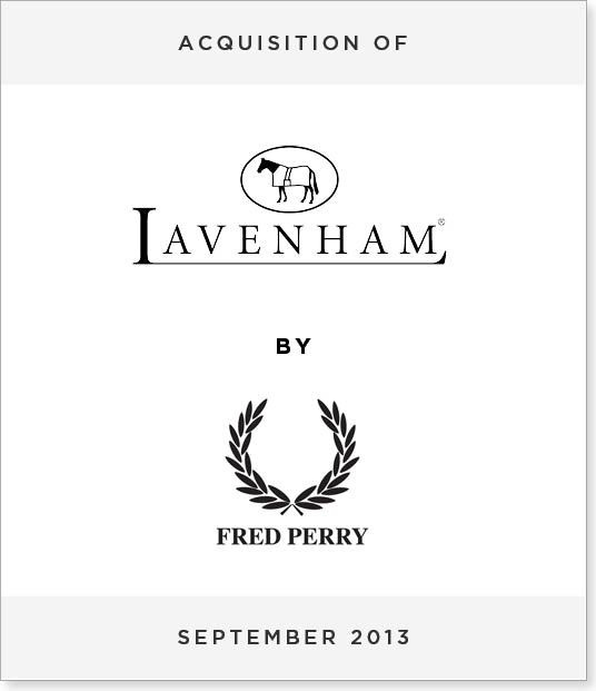 TombstoneV229 Acquisition of Lavenham by Fred Perry