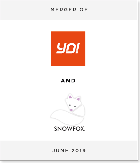 Tombstone-Designnew Merger of YO! & SnowFox