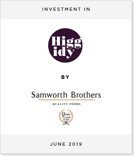 Tombstone-Designnew-1 Investment into Higgidy by Samworth Brothers