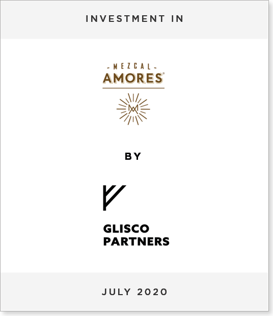 mezcal-1 Investment in Mezcal Amores by Glisco Partners