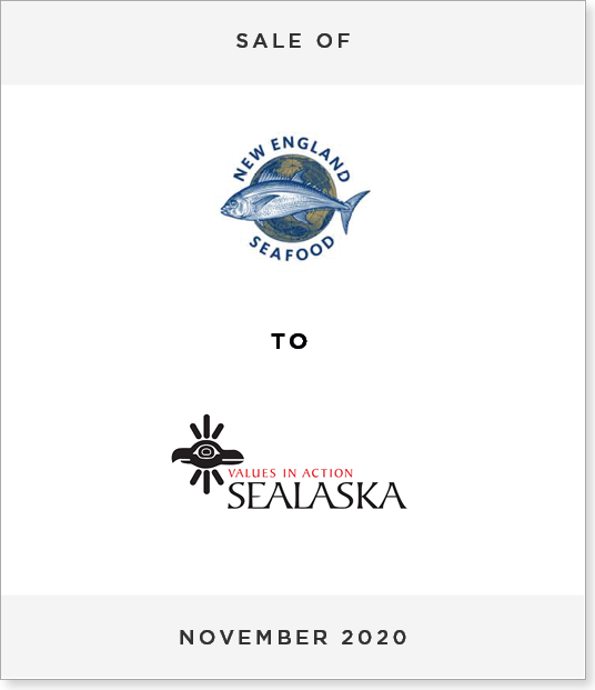 sale-of-NESI Sale of New England Seafood International to Sealaska