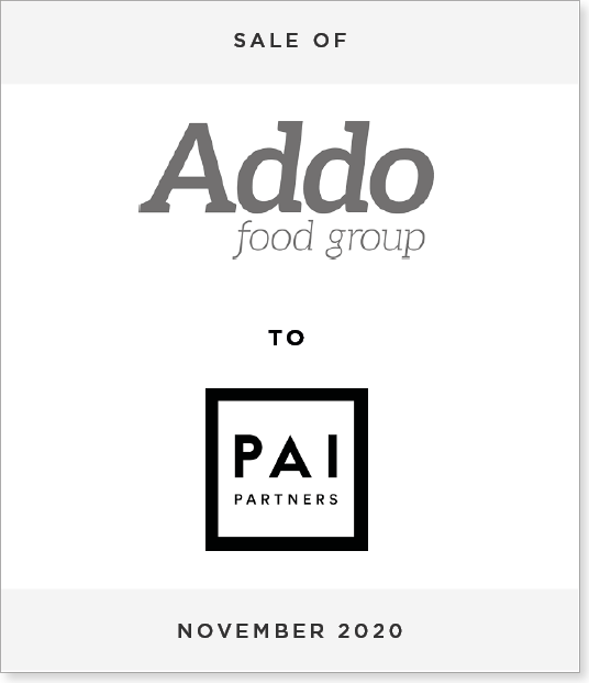 sale-of-addo-food Sale of Addo Food Group to PAI Partners