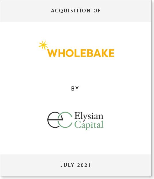 WHOLEBAKE Transactions