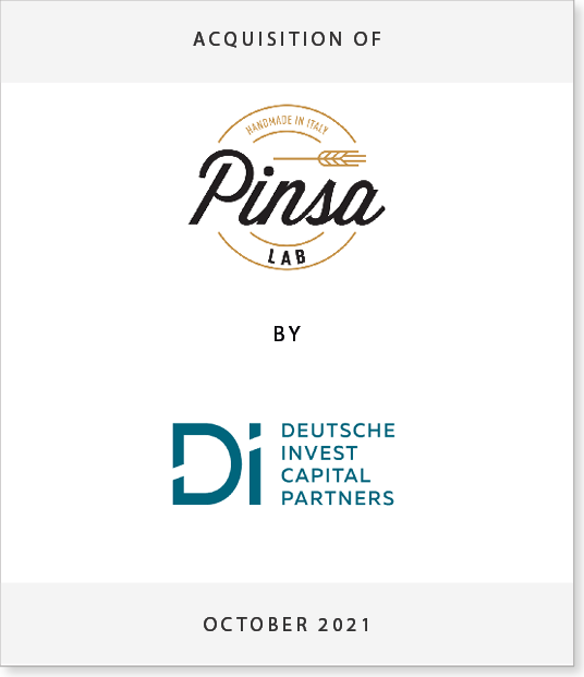 PInsa-DICP-web Acquisition of Pinsalab by Deutsche Invest Capital Partners